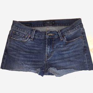 Lucky Brand Jean Shorts 4/27